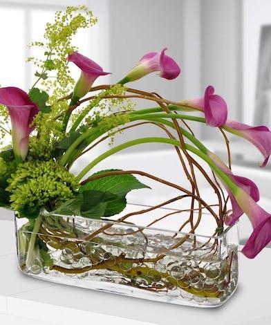Ocean Floral Arrangement: Tropical Flower Delivery Fort Worth, TX