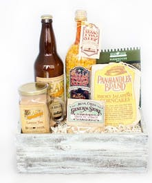Texas Traditions Basket