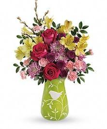 Hello Spring Flower Design Fort Worth, TX - Gordon Boswell Flowers