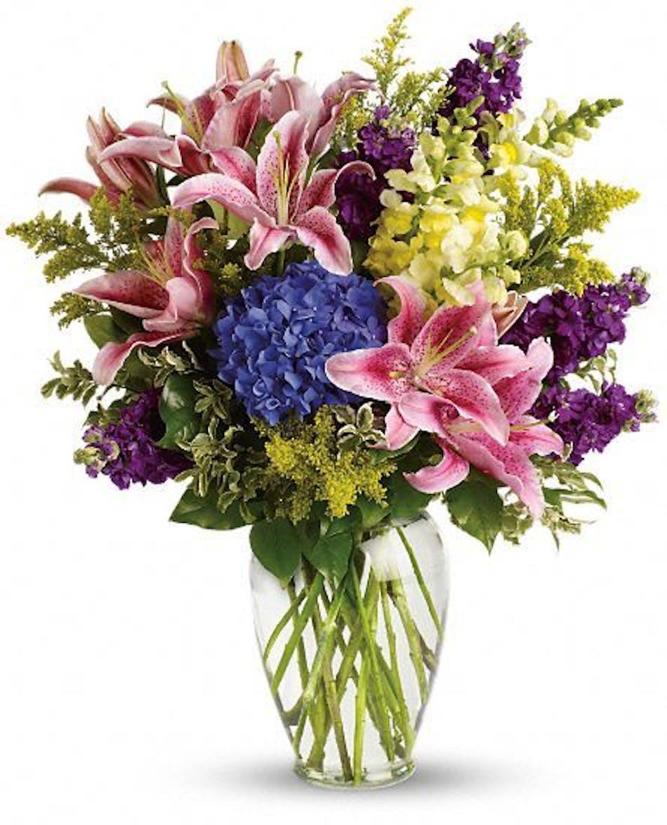 Wedding Flowers Cheltenham: Love Everlasting: Pink Lilies