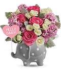 Hello Sweet Baby - Pink