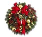 24 Inch Decorated Wreath