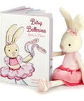 Bitsy Ballerina and Book