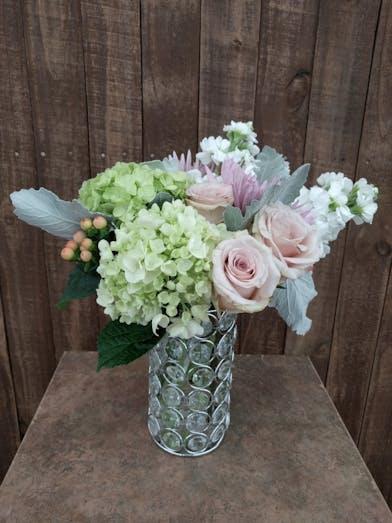 Hydrangea Bouquets Fort Wortth (TX) Gordon Boswell Flowers