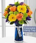 Congrats Vase
