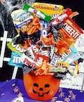 Halloween Snack Basket