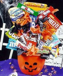Halloween Snack Basket