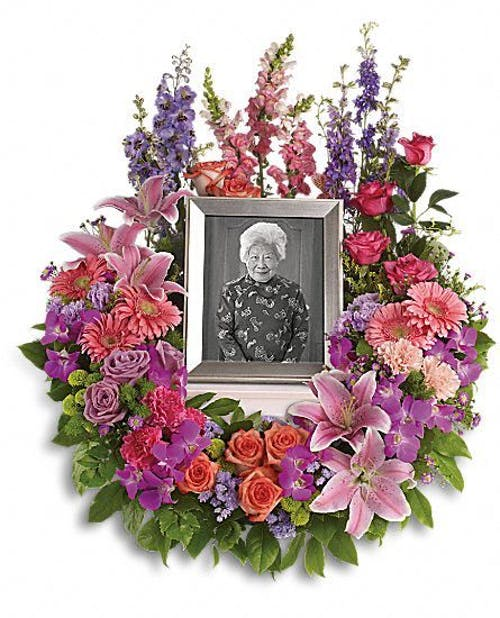 In Memoriam Wreath