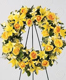 Ring of Friendship Wreath