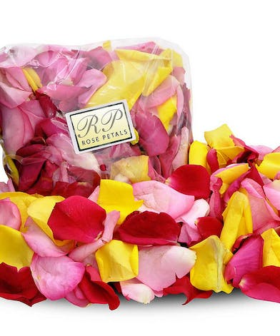 Valentine's Day Rose Petals | Dallas, TX | Fort Worth, TX
