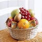 Fruit Basket W/Chocolates